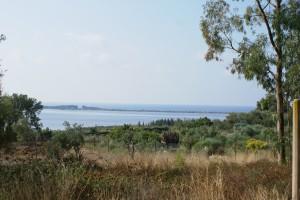 Lake Korisson, Korfu, Griechenland in der Nähe der Korfu Strandvilla Villa Meliti, KorfuCorfu.de