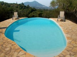 Ferienhaus Villa Aphroditi, Aghios Ioannis, Korfu, Griechenland