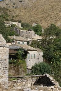 Alt Peritheia, Korfu, Griechenland
