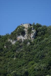Kaiser's Throne, Korfu, Griechenland