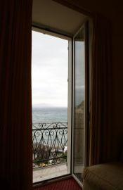 Zimmer mit Aussicht - Hotel Cavalieri, Korfu Stadt, Korfu, Griechenland