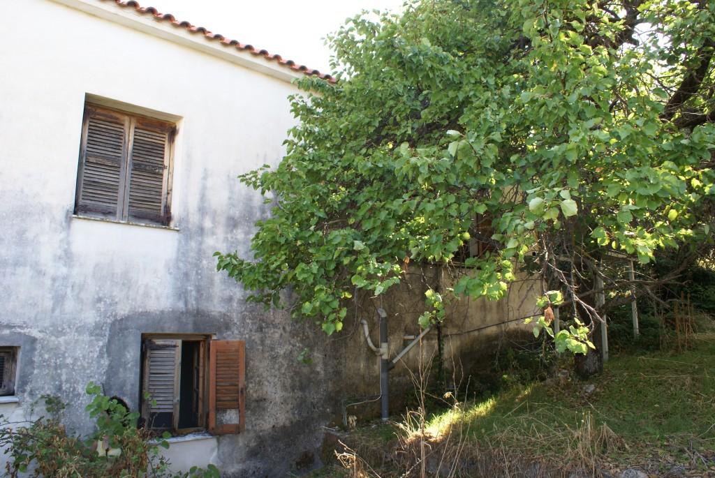 freistehendes Haus mit Einliegerwohnung in Acharavi, Korfu, Griechenland