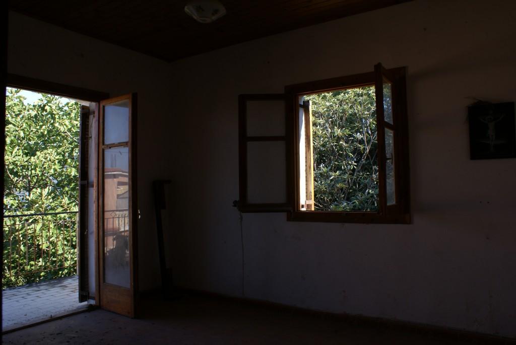 Schlafzimmer Süd-Ost-Seite, Haus in Acharavi, Korfu, Griechenland