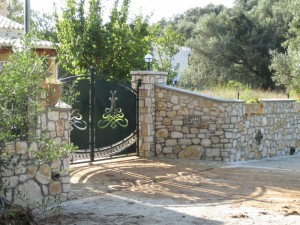 Ferienhaus Spiti Ute, Makrades, Korfu, Griechenland